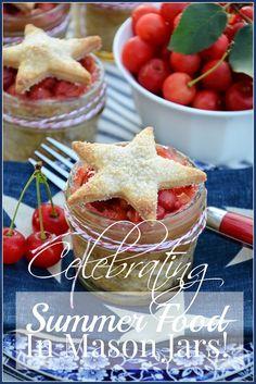 CELEBRATING SUMMER FOOD IN A JAR
