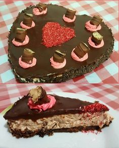 Απίθανη και φοβερά απολαυστική τούρτα Bueno - Χρυσές Συνταγές Cheesecake, Desserts, Food, Tailgate Desserts, Deserts, Cheesecakes, Essen, Postres, Meals