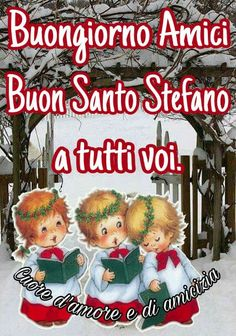 Santo Stefano immagine 11 Saints Days, New Years Eve Party, Fairy Tales, Improve Yourself, Teddy Bear, Christmas Ornaments, Animals, Genere, Facebook