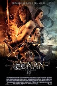 Recension av Conan the barbarian med Jason Momoa, Rose McGowan, Stephen Lang, Rachel Nichols och Ron Perlman Rachel Nichols, Conan The Barbarian Movie, Conan Movie, I Movie, Stephen Lang, Ron Perlman, Rose Mcgowan, Movies To Watch, Movie Posters