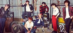 BTS| War Of Hormone photoshoot
