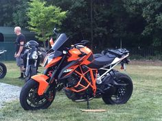 Used 2015 KTM 1290 SUPER DUKE R Motorcycles For Sale in Oregon,OR. 2015 KTM Super Duke R for sale. This beauty has just over 4,800 miles. Female owned. Never been to the track, but she has seen water (I live in Oregon, it's a given). I've added a Puig windscreen, KTM adjustable levers, SW Motech crash bars, LED lights, Akra slip on, KTM Power Parts seats (front and rear), tank protection pads, RoadLok Disc Lock, and SW Motech rear cargo rack and KTM top case. She came with KTM heated grips…