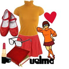 I love Velma! Why is Halloween only once a year? There's too many costume ideas!
