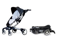 Dreaming of it! Only a available in the US & Canada Best Stroller for Techies: 4moms Origami