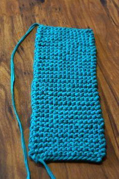 Kukuruku - Shop: Návod na pletený košík ze špagetové příze Knit Crochet, Knitting, Women, Fashion, Moda, Tricot, Fashion Styles, Breien, Ganchillo