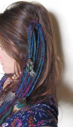 Hair Fall Mini-Clip - You choose style