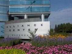 Alliance Center - Buckhead #summer #flowers #atlanta #landscape #city #garden