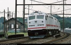 RailPictures.Net Photo: AMTK 450 Amtrak EMD F69PH-AC at Middletown, Pennsylvania by Bob Kise