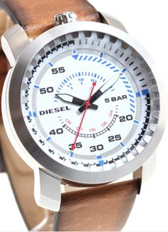 Diesel Rig Men's Watch DZ1749 - In Stock, Free Next Day Delivery, Our Price: £99.99, Buy Online Now