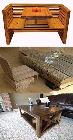 The Recycled Wooden Furniture - Recycling a piece of wood is to take demolished wood from old structures, remove the holes and spikes, and soften it using oil and wax to look attractive and stylish. The recycled wooden furniture has a historical past that would make you proud to have such piece of furniture in your home. The... -  - Furniture
