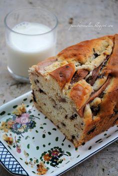 Pane, burro e alici: Cake alle pere con cioccolato e cannella