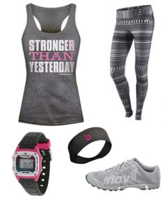 workout outfit maybe minus the pants? Love the shirt