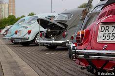 VW Beetle, Käfer Maikaefertreffen Hannover Germany 2012