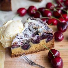 Summery cake, yummi