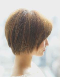 お家で簡単スタイリング!ショートヘア!(HSー03) | ヘアカタログ・髪型・ヘアスタイル|AFLOAT(アフロート)表参道・銀座・名古屋の美容室・美容院