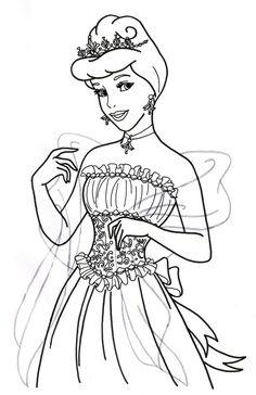 Wonderfull Cinderella by hellenielsen82 on deviantART