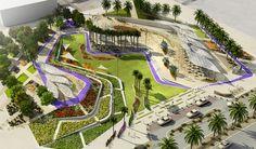 Landscape Architecture in Dubai UAE