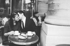 Paris engagement shoot at the Eiffel Tower   Rhianne Jones : Paris Photographer