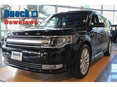 2013 Ford Flex (Vancouver, BC) $34,990
