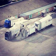 Melting trucks | Flickr - Photo Sharing!