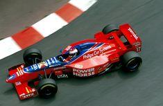 Jos Verstappen (Monaco 1996) by F1-history on deviantART