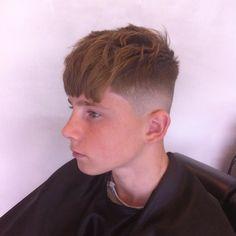 Haircut by lukeburgon http://ift.tt/1GVeUA1 #menshair #menshairstyles #menshaircuts #hairstylesformen #coolhaircuts #coolhairstyles #haircuts #hairstyles #barbers