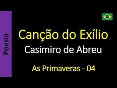 Casimiro de Abreu - 04 - Canção do Exílio