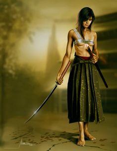 samurai girl - Google Search