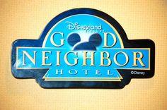 We love being a #Disneyland Good Neighbor Hotel!
