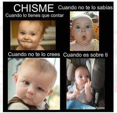 Discover recipes, home ideas, style inspiration and other ideas to try. Funny Spanish Memes, Spanish Humor, Funny Relatable Memes, Wtf Funny, Funny Quotes, Hilarious, Spanish Quotes, Cute Baby Pictures, Funny Pictures