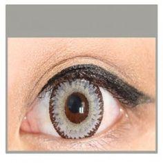 GREY Cosmetic Coloured Contact Lenses Dodo - 1 Year (Pair)       #bestcontactlenses #awesomecontactlenses #GREYCosmeticColoured