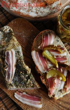 Pork Recipes, Keto Recipes, Polish Recipes, Smoking Meat, Polska Kielbasa, Charcuterie, Food Photo, Bon Appetit, I Foods