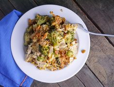 Barbells and Bellinis: Not Your Momma's Chicken and Broccoli Casserole