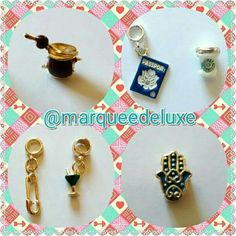 Vamos começar a semana divaaaando com os lindos modelos de berloques da Marquee de Luxe! São vários modelos, um mais lindo que o outro!  A partir de R$18,00!!!   Vendas no atacado e varejo!  Fica de olho nas nossas redes sociais!  Site: www.marqueedeluxe.com.br  Insta: @marqueedeluxe  Pinterest: Marquee de Luxe  Whats: (42)9802 3838