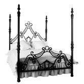 Found it at Wayfair - Queen Four Poster Bed