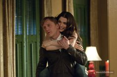 Dream House. Daniel Craig and Rachel Weisz