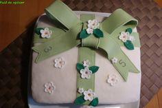 Geburtstagstorte Blog, Present Cake, Fondant Cakes, Birthday Cake Toppers, Bakken, Blogging
