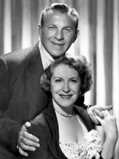 George Burns and Gracie Allen Show, George Burns, Gracie Allen, 1950-1958