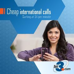 #Tel3 Our fees start on 1c depending on the country, click here and find out your rate http://www.tel3.com/