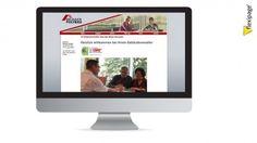 Brunner Polybau GmbH, Laupersdorf, Flexipage, Webdesign, Internetauftritt