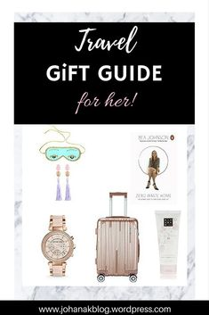 Christmas is approaching and for all those travel souls out there, I have prepared a list of gifts that will make smile every nomad! Here is my short list of travel gift ideas for her.