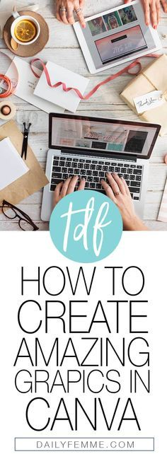 The visual representation of your business and blog is a big deal it needs to be appealing. Here's a tutorial on how to create amazing graphics using Canva. You can use these graphics for pinnable images Pinterest Marketing Facebook Marketing Instagram Posts or any type of social media marketing.