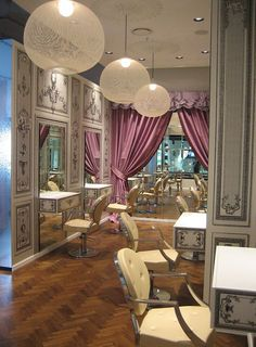 Small Salon Decorating Ideas | Small Hair Salon | Joy Studio Design Gallery - Best Design