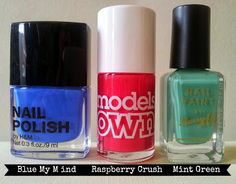 Back to Basics - tips for nail art newbies