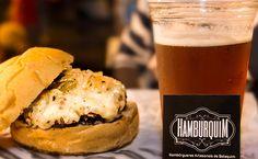 Hamburquim inspiração de botequim - http://superchefs.com.br/hamburquim-inspiracao-de-botequim/ - #Botequim, #Burger, #ChoppDonnaAmélia, #Hamburguer, #Hamburgueria, #Hamburquim, #Noticias, #RioDeJaneiro