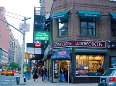 Lexington Candy Shop | New York #diners #nyc