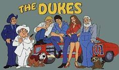 Based on the hit television series The Dukes of Hazzard, the Duke cousins and Daisy get into all kinds of trouble and escape from Sheriff Boss Hogg and Roscoe P. Coltrane in the trustworthy General Lee. The Dukes Episode Guide -Hanna-Barbera- 70s Cartoons, Old School Cartoons, Classic Cartoons, Saturday Morning Cartoons 80s, Hanna Barbera, Cartoon Photo, Cartoon Images, Nostalgia, Cartoon Tv Shows