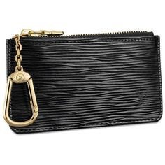 Louis Vuitton Epi Leather Key Holder Noir M63802