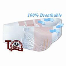Tranquility AIR-Plus Bariatric Disposable Briefs Briefs, Core, Surface