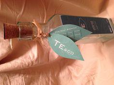 TE Package (loose leaf tea package design) Day Designs 2013
